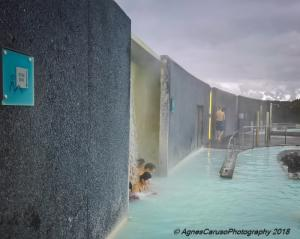 Icelandic geothermal pools - the Blue Lagoon